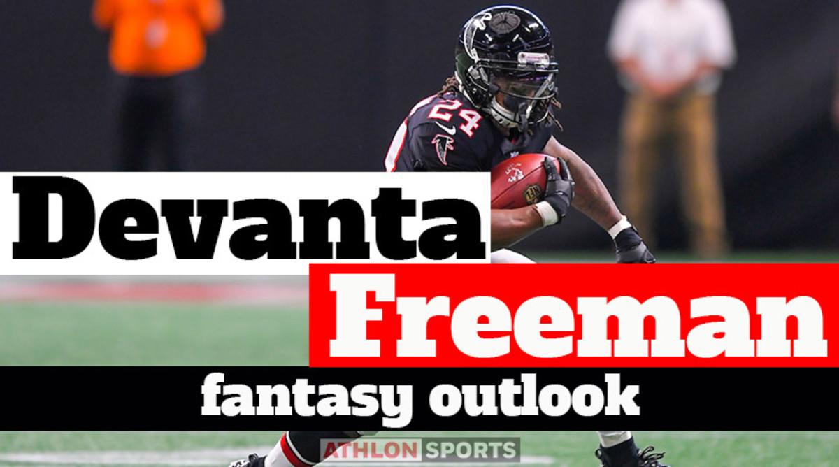 Devonta Freeman: Fantasy Outlook 2019