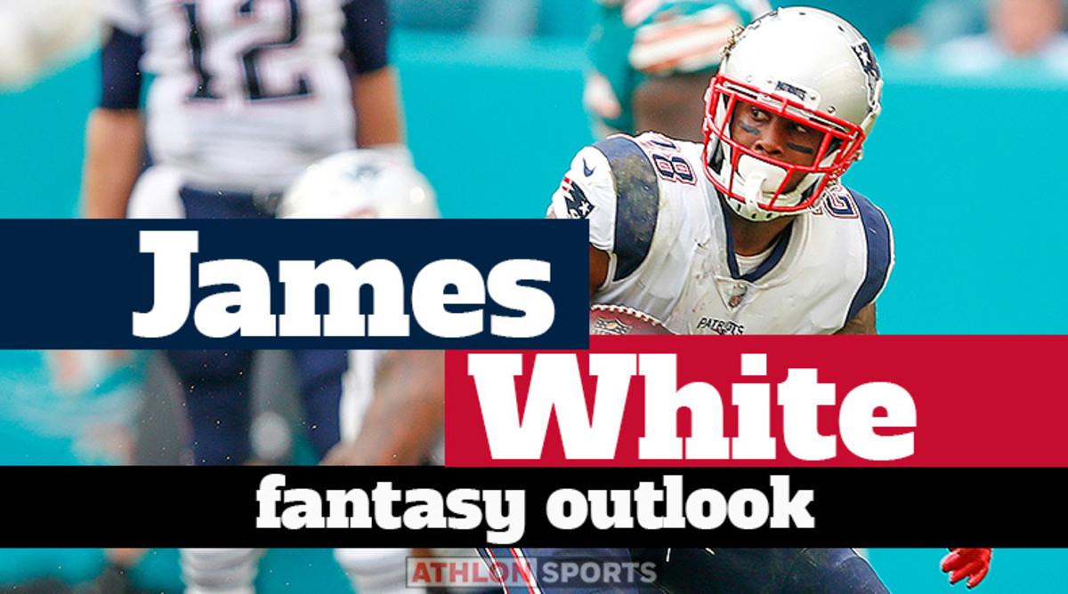 James White: Fantasy Outlook 2020