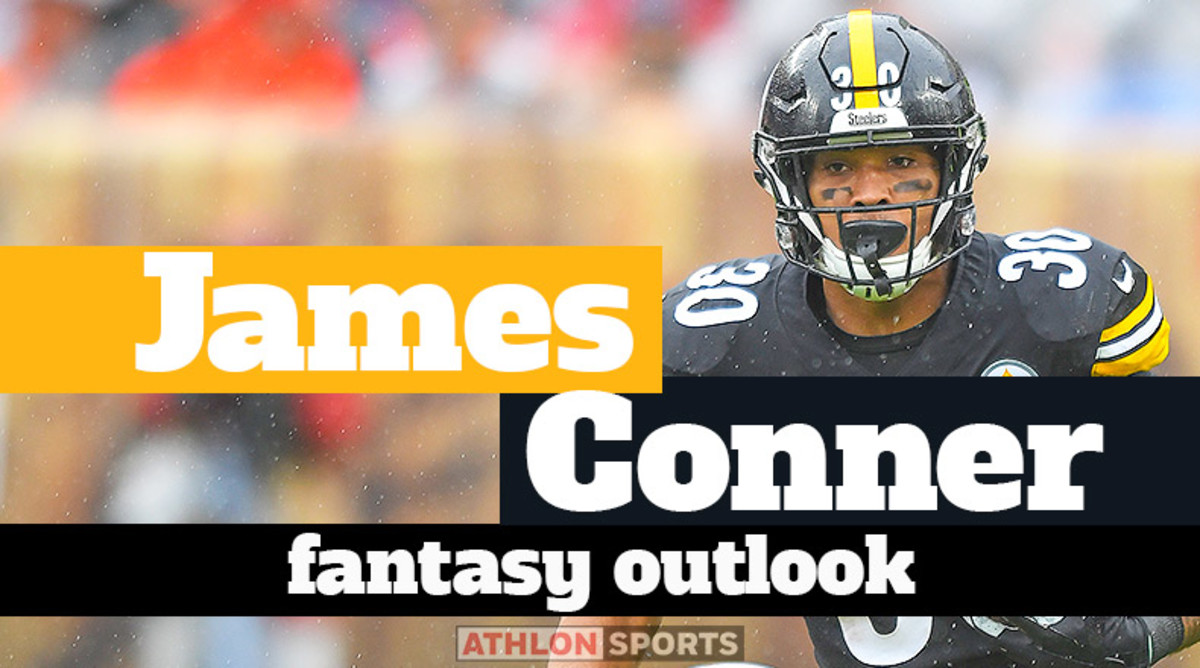 James Conner: Fantasy Outlook 2020
