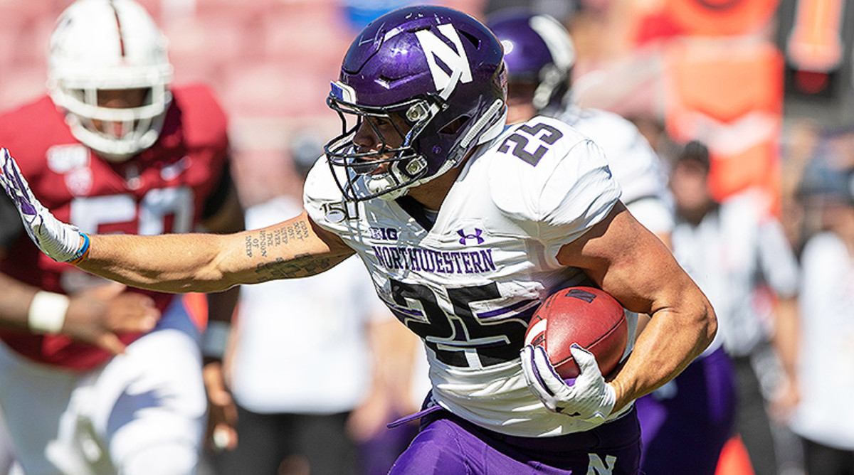 Northwestern Football: 5 Wildcat Offensive Players to Watch in 2020