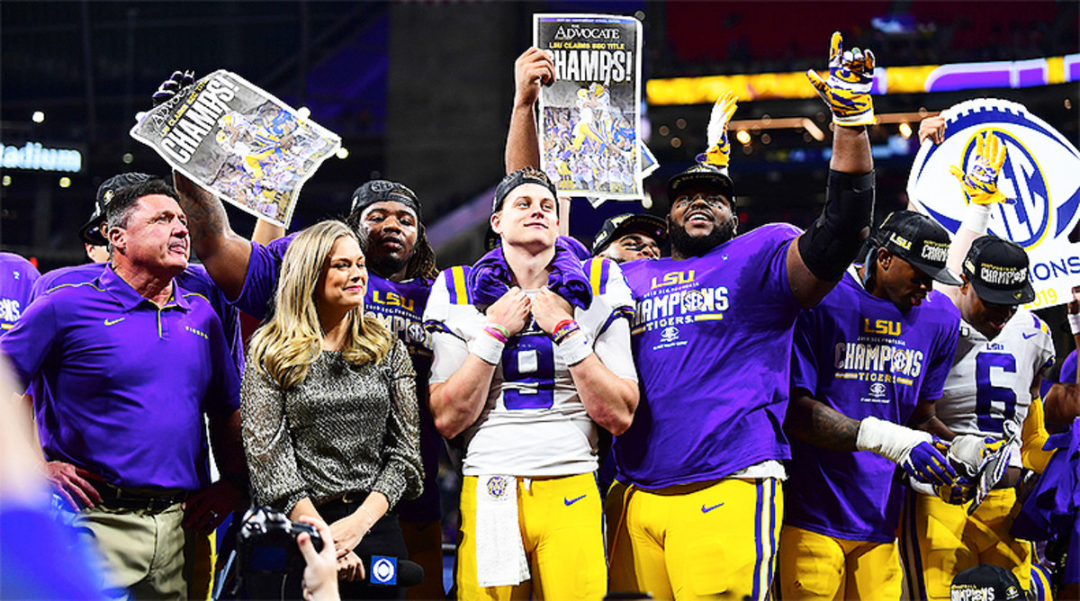 Seven-Step Drop: As Usual, the College Football Playoff Worked Itself Out
