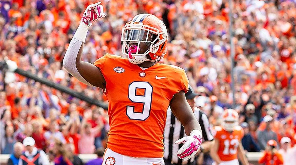 Clemson Football: Ranking the Toughest Games on the Tigers' Schedule