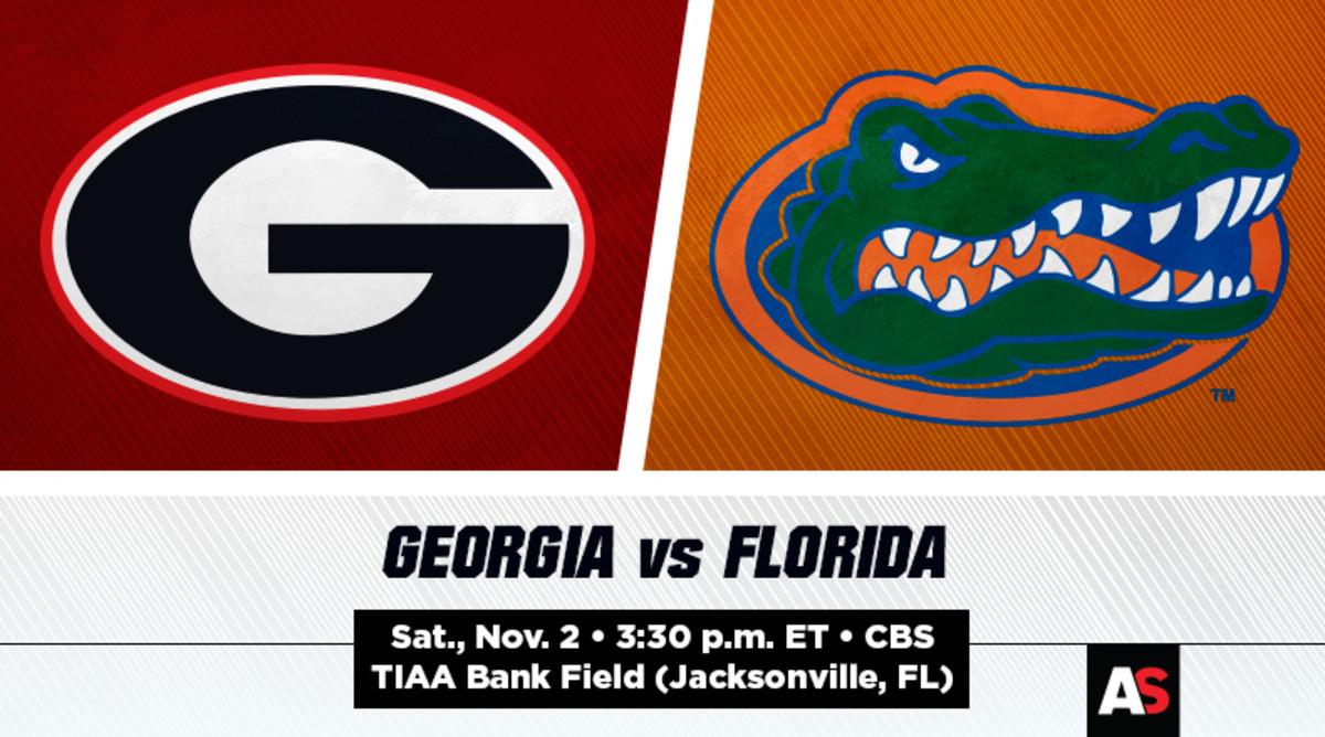 Georgia vs. Florida Prediction and Preview