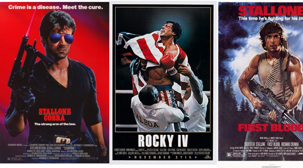 Every Sylvester Stallone Movie