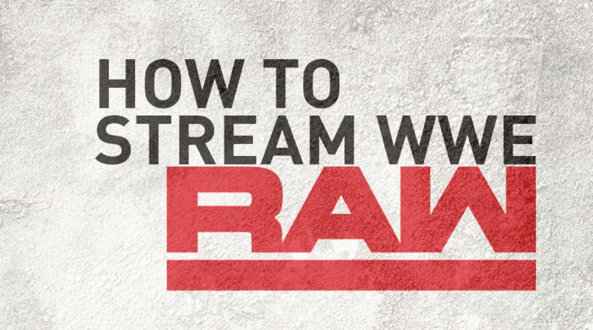 Watch wrestling: How to WWE Raw Live Stream