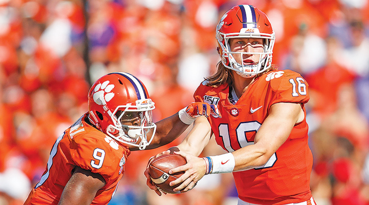 5 College Football Picks Against the Spread (ATS) for Week 6
