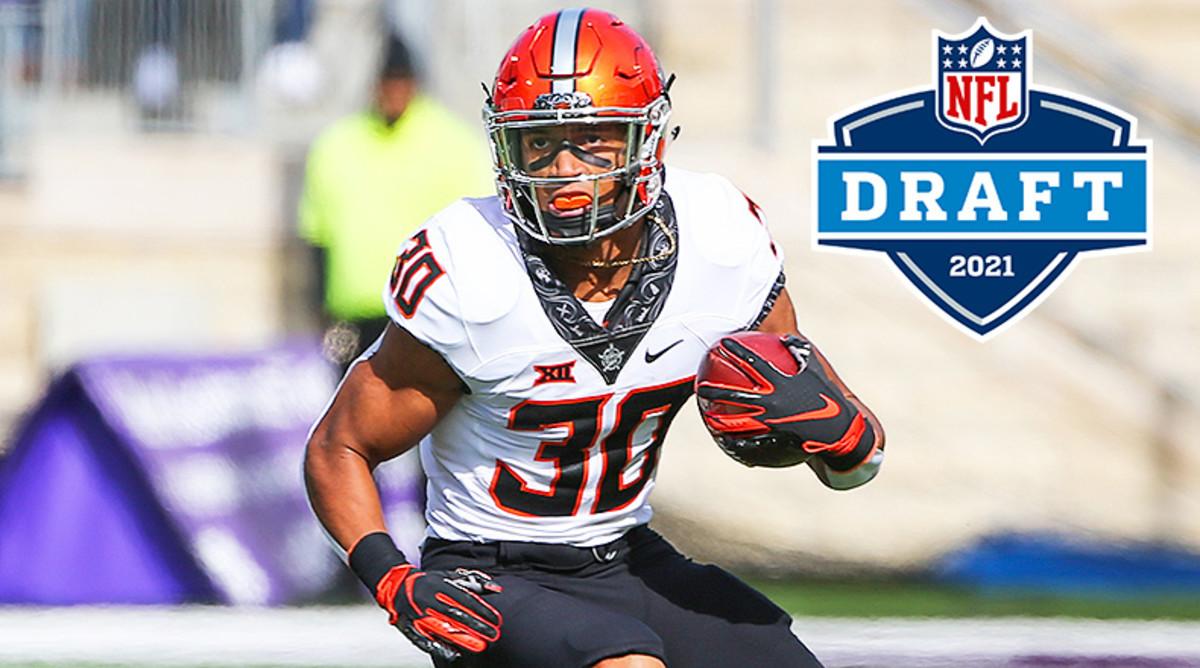 2021 NFL Draft Profile: Chuba Hubbard