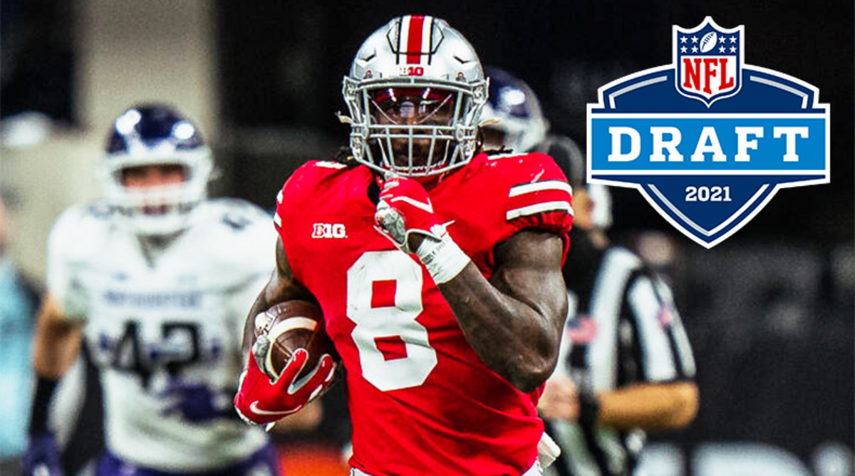 2021 NFL Draft Profile: Trey Sermon