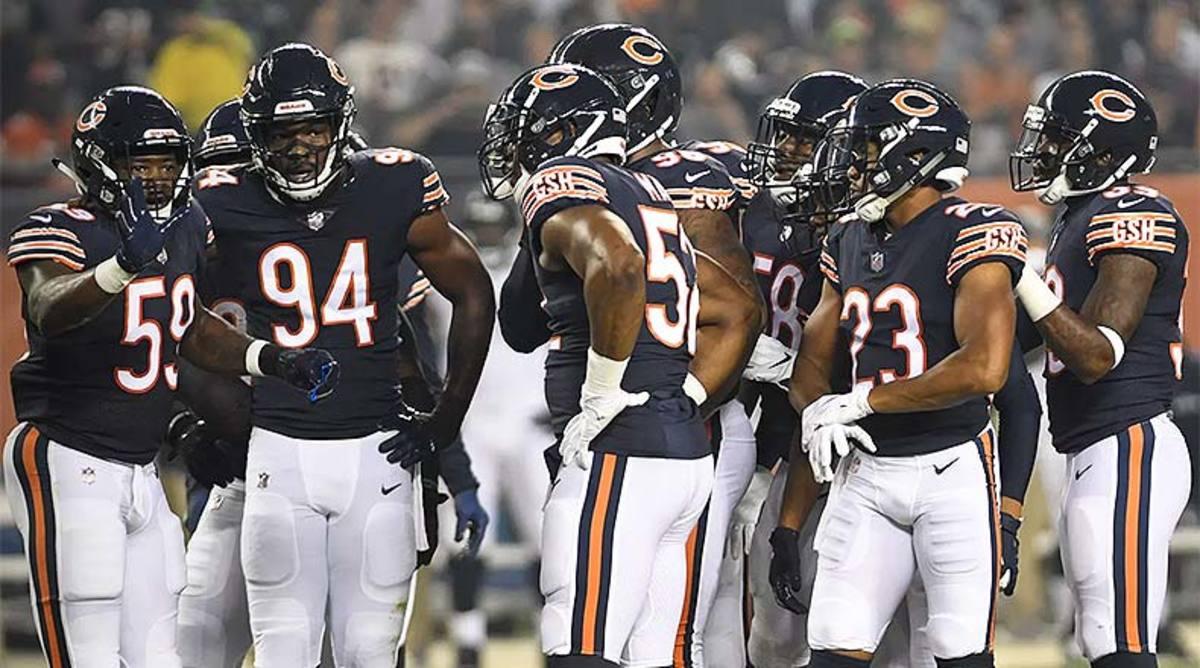Defense/Special Teams Rankings Week 1: Chicago Bears