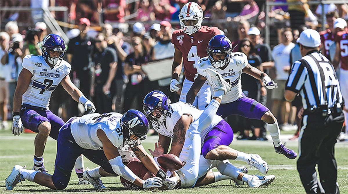Northwestern Football: 4 Things the Wildcats Must Fix After Loss to Stanford