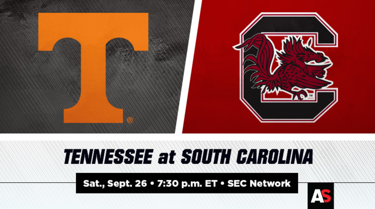 Tennessee (UT) vs. South Carolina (USC) Football Prediction and Preview