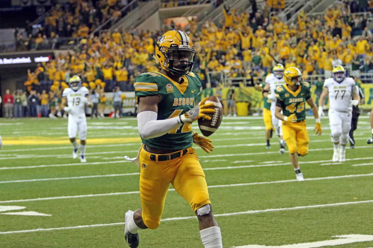 FCS Football: Will North Dakota State Linebacker Jabril Cox Enter the 2020 NFL Draft?
