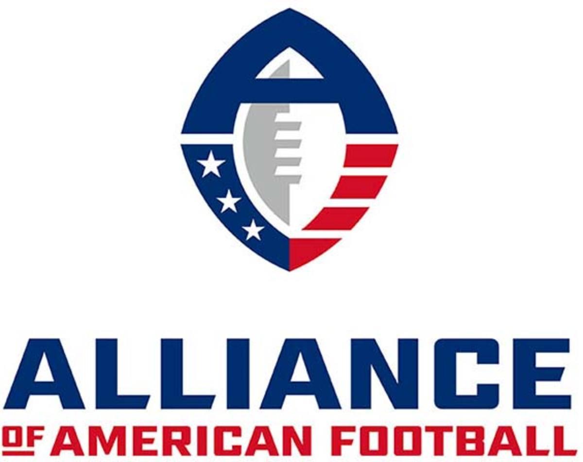 What is AAF football? Logo