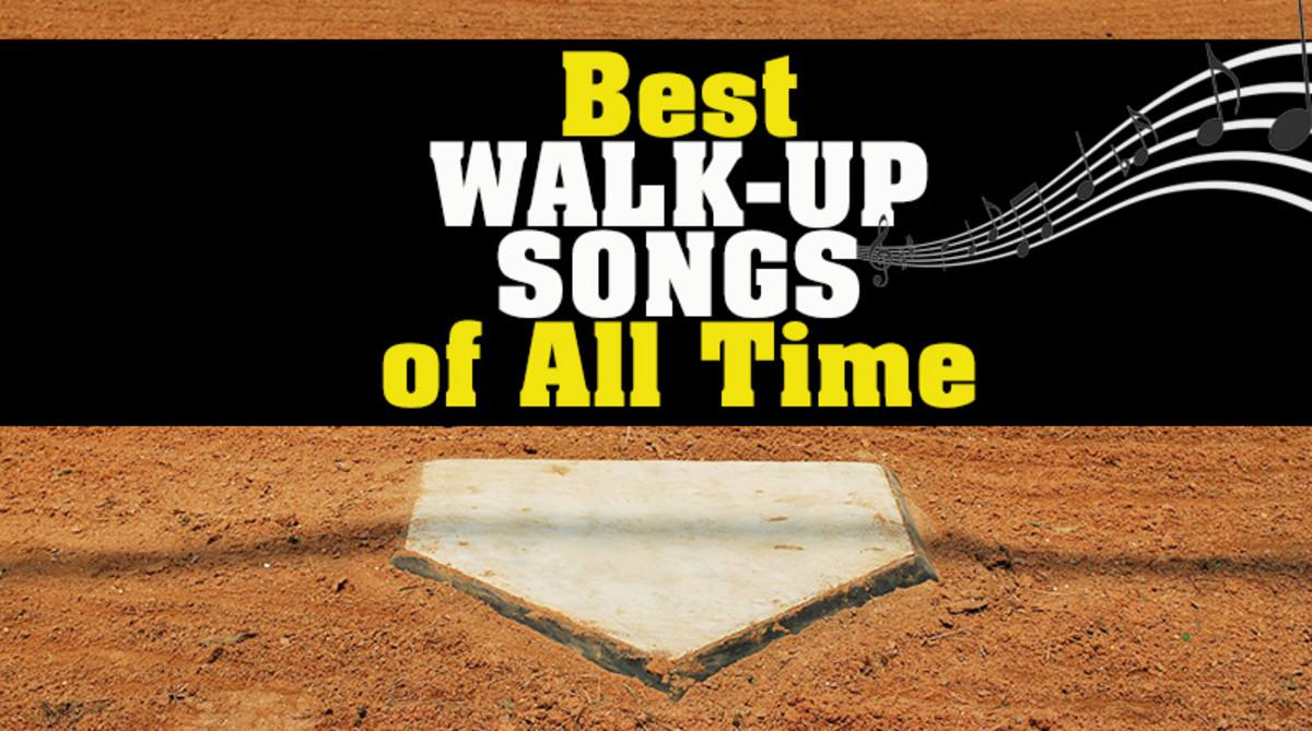 Best Walk-Up Songs in baseball