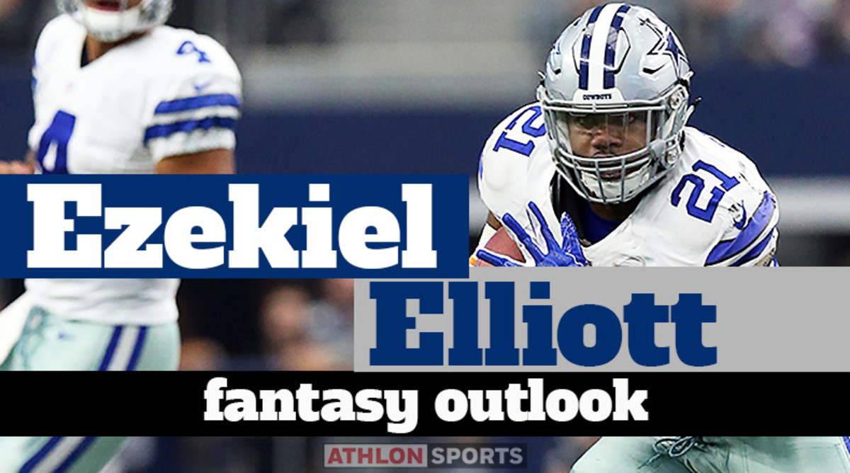 Ezekiel Elliott: Fantasy Outlook 2020