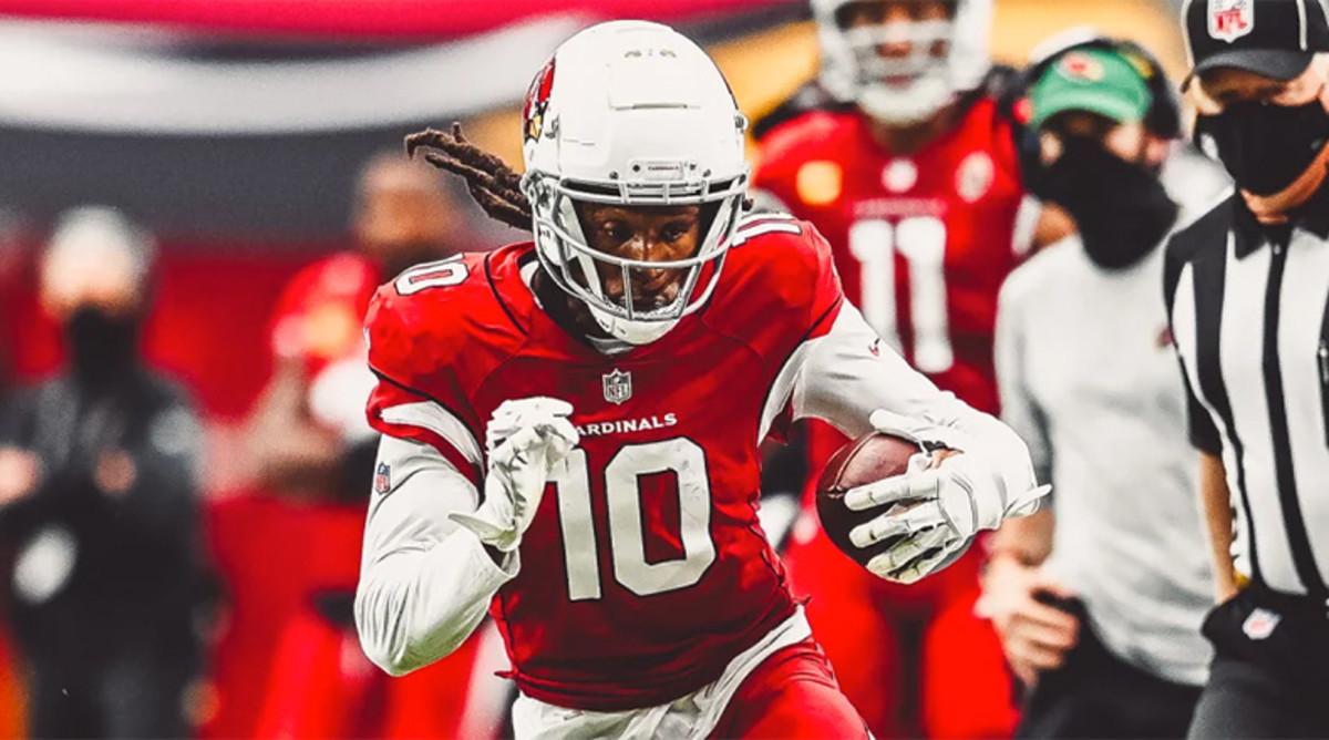 NFL Injury Report: DeAndre Hopkins