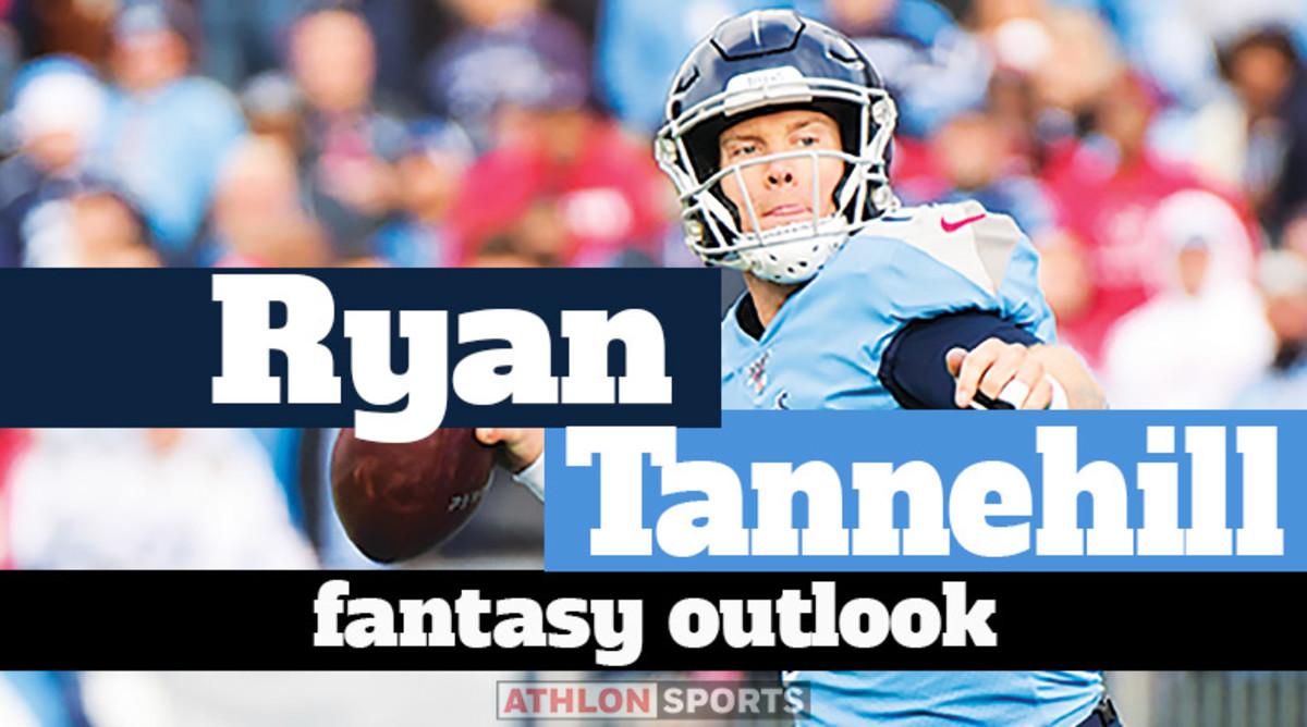 Ryan Tannehill: Fantasy Outlook 2020