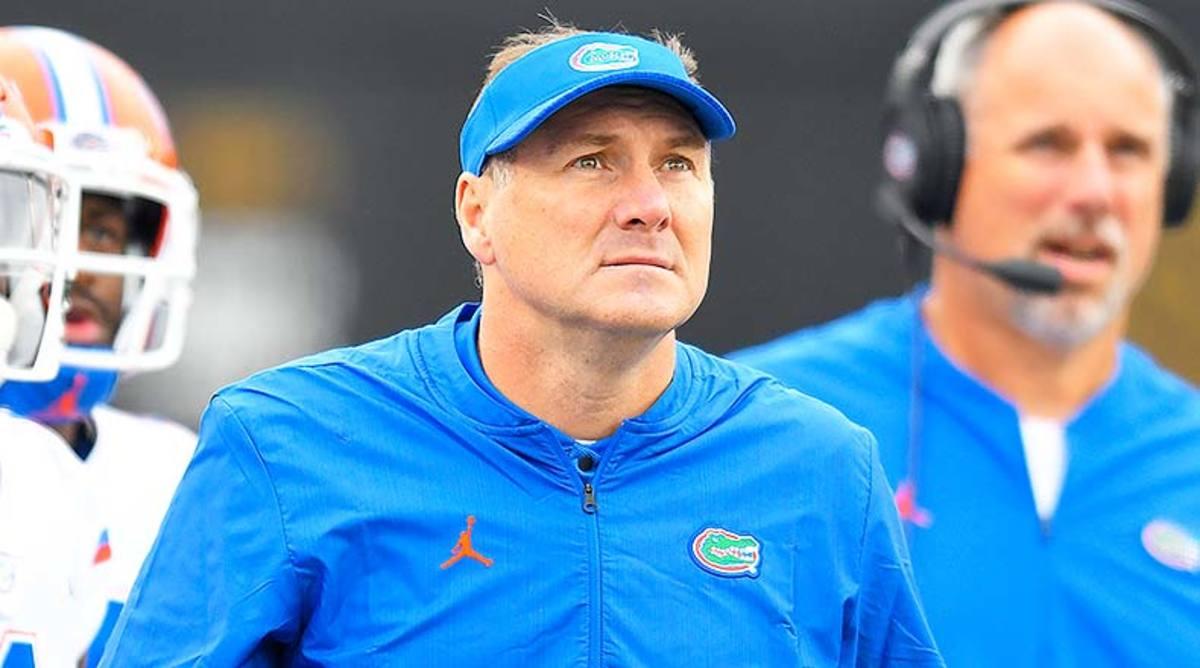 Dan Mullen, Florida Gators Football