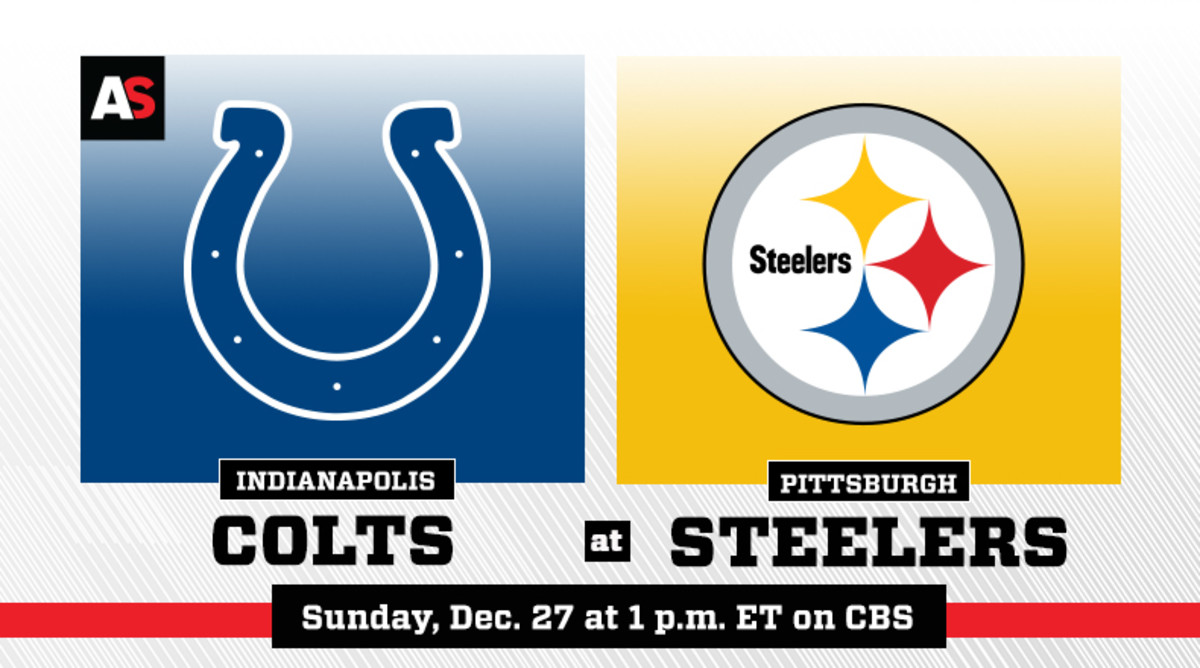 Indianapolis Colts vs. Pittsburgh Steelers Prediction and Preview