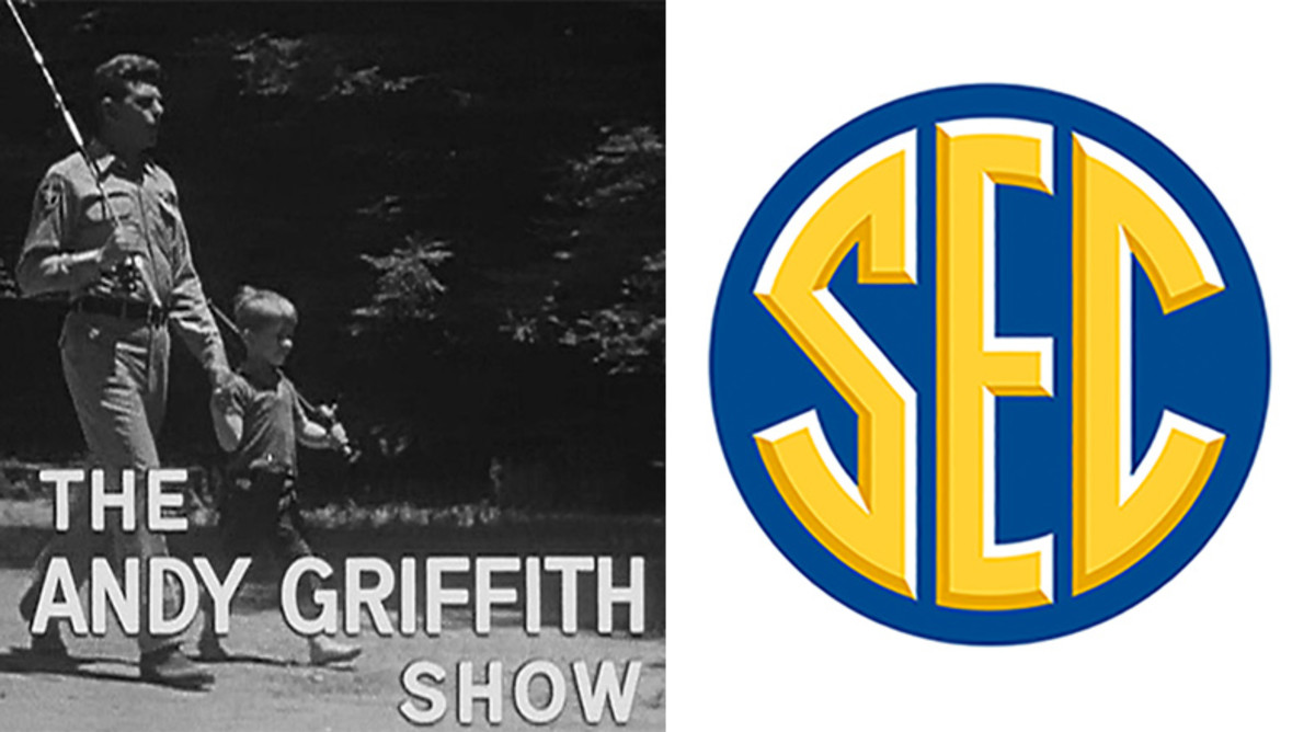 SEC Football: Teams as Andy Griffith Show Characters