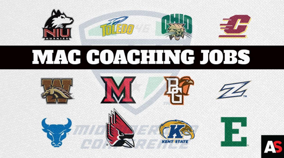 Ranking the MAC College Football Coaching Jobs