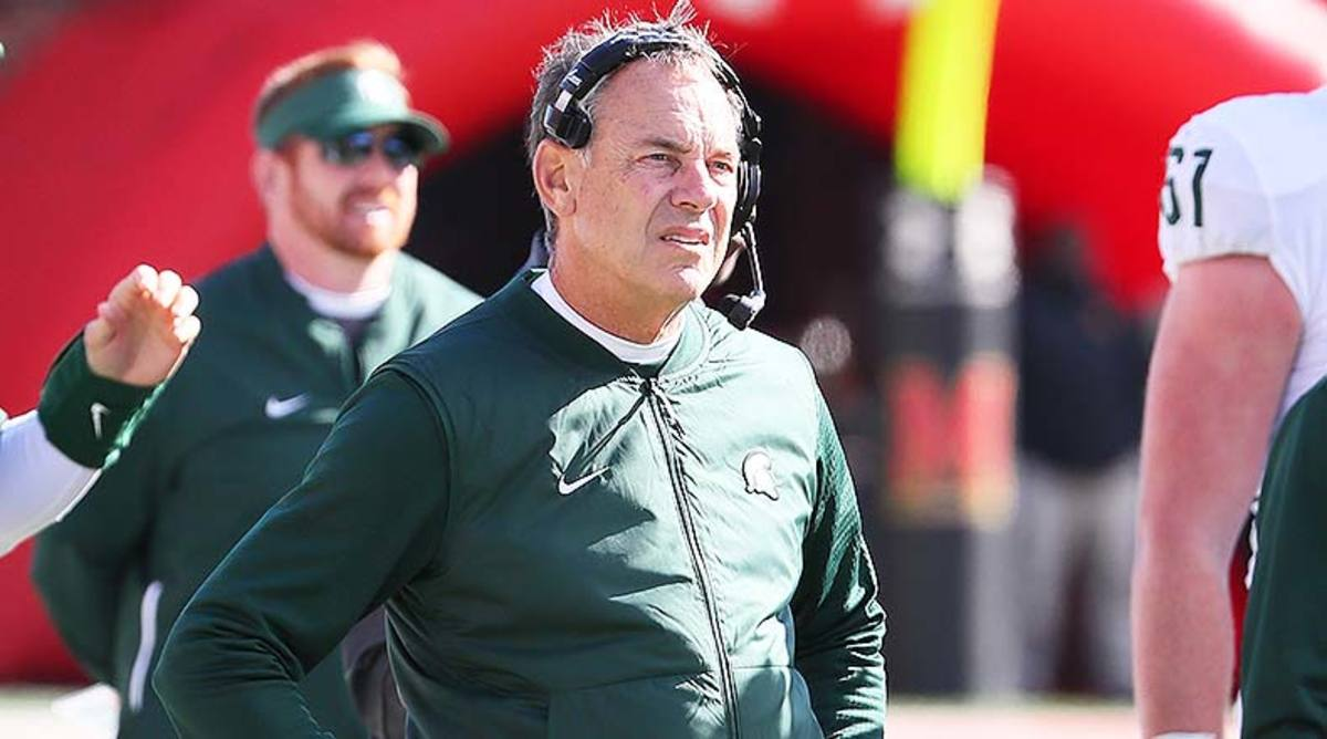 Michigan State Football: Mark Dantonio's Coaching Changes Producing Familiar Results on Offense