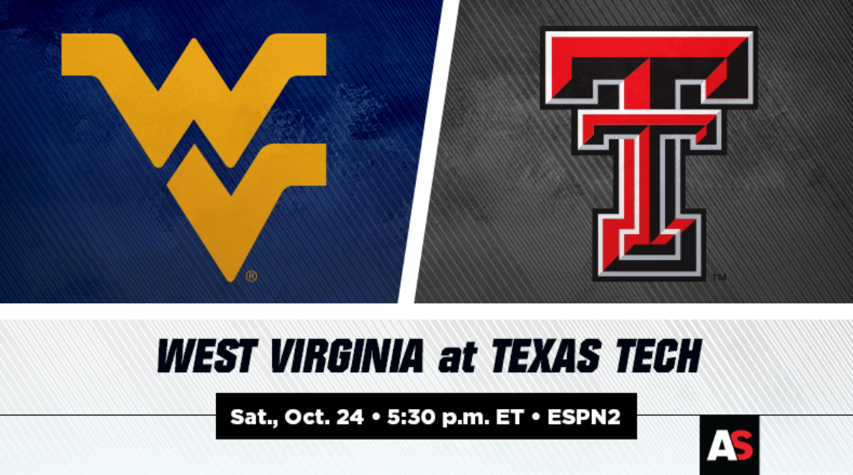 West Virginia (WVU) vs. Texas Tech (TTU) Football Prediction and Preview