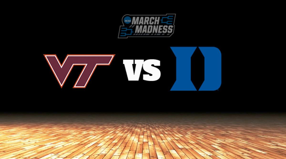 Virginia Tech Hokies vs. Duke Blue Devils Prediction: NCAA Tournament Sweet 16 Preview