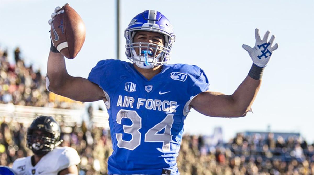 Air Force (AFA) vs. San Jose State (SJSU) Football Prediction and Preview