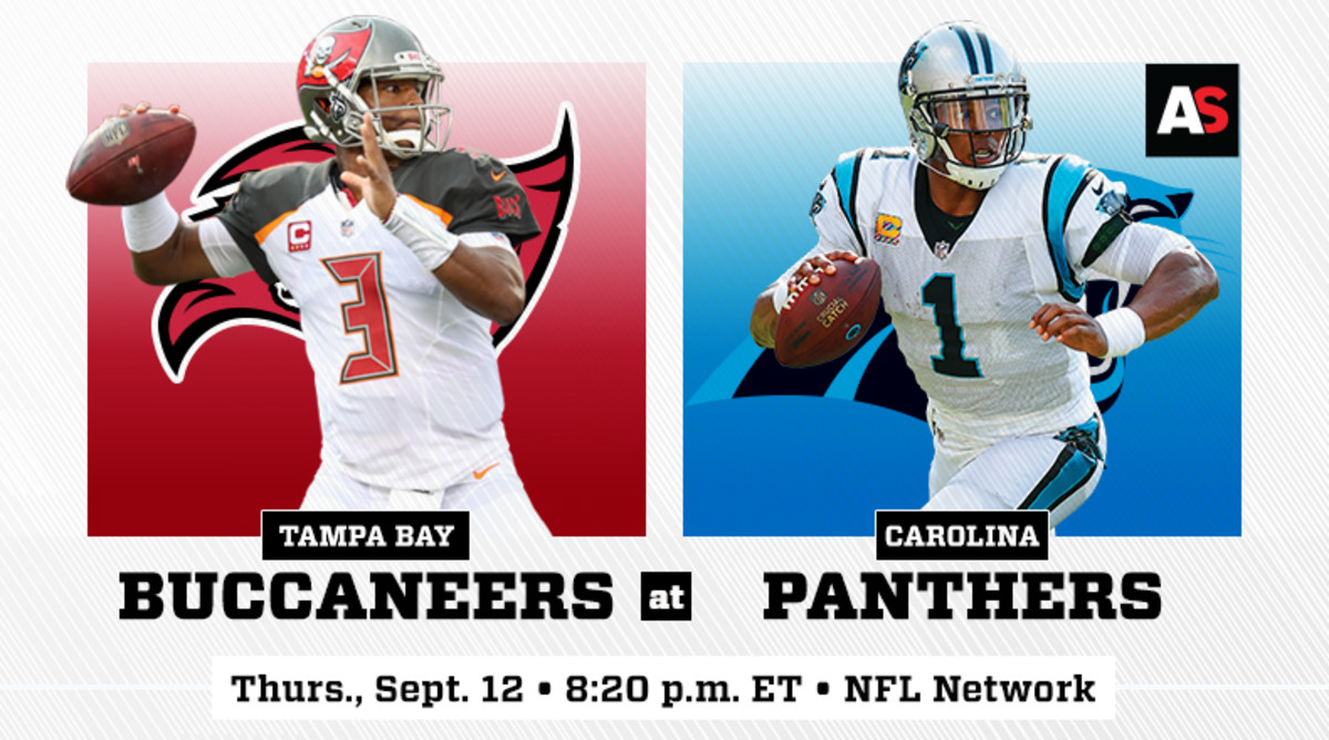 Thursday Night Football: Tampa Bay Buccaneers vs. Carolina Panthers Prediction and Preview