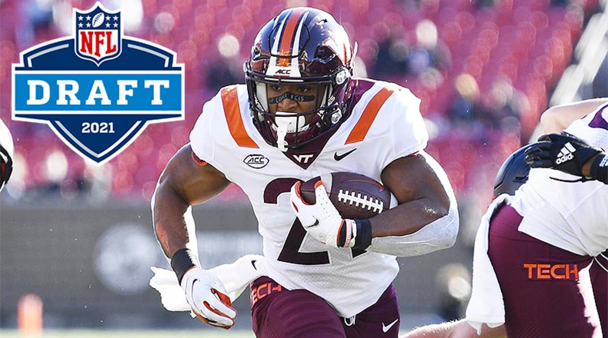 2021 NFL Draft Profile: Khalil Herbert