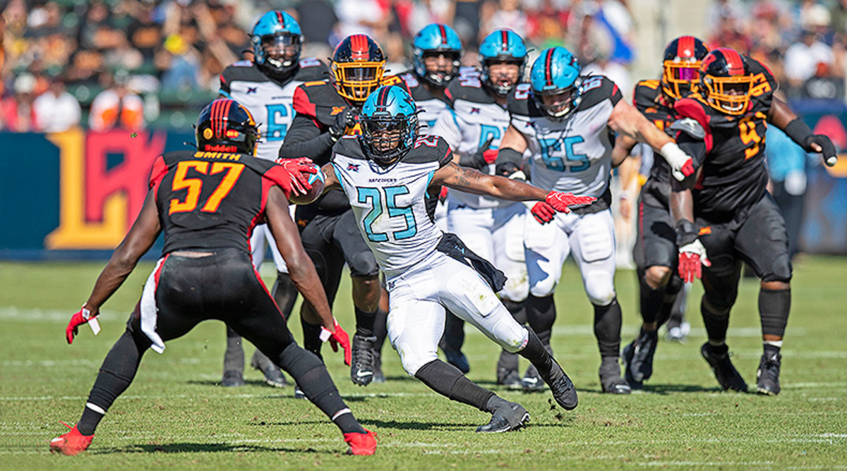 XFL Football: 5 Things That Stood Out in Week 2