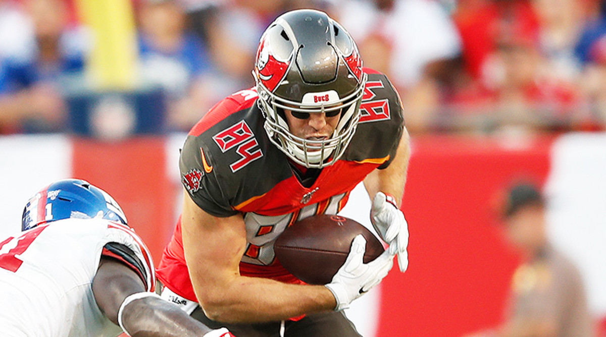 Waiver Wire Week 12: Cameron Brate