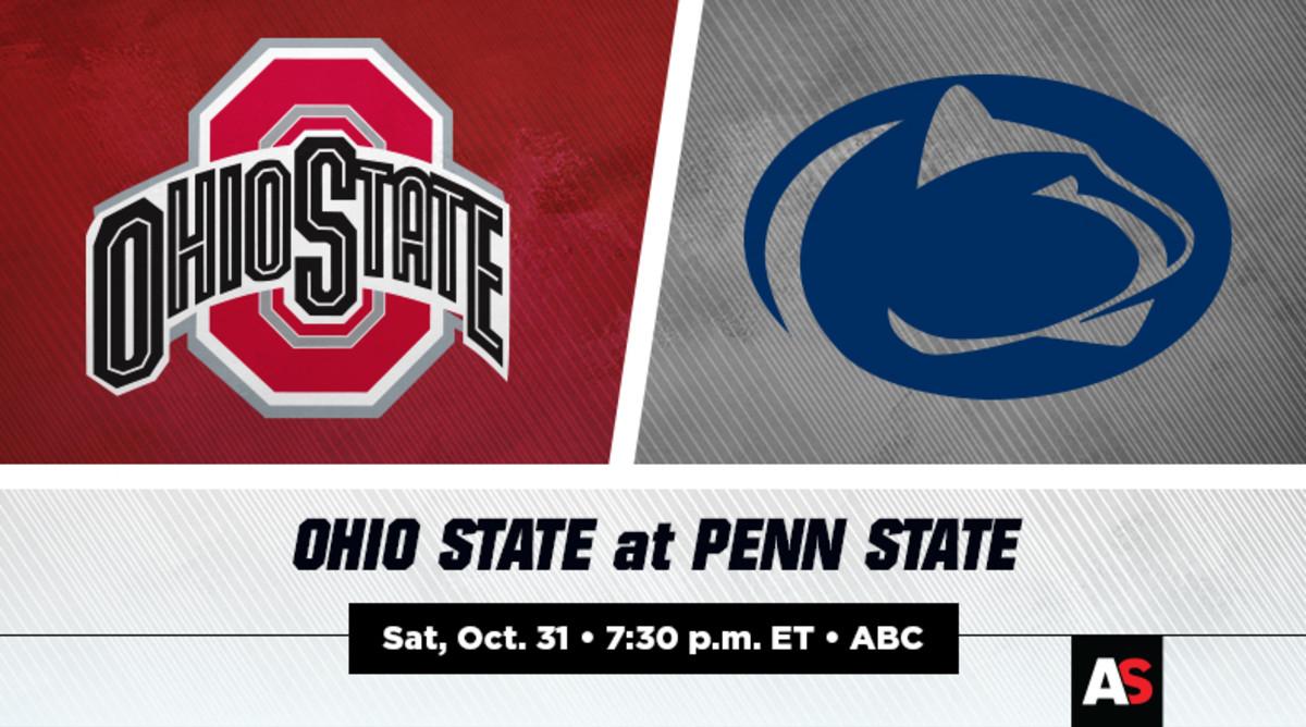 Ohio State (OSU) vs. Penn State (PSU) Football Prediction and Preview