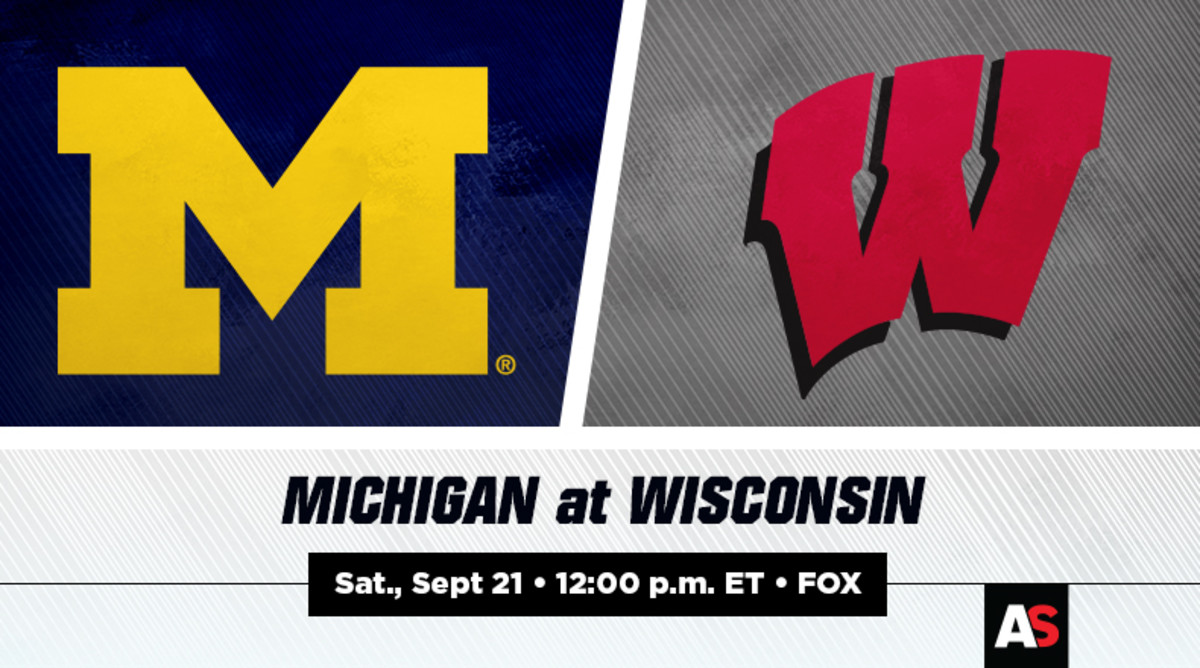 Michigan vs. Wisconsin Football Prediction and Preview