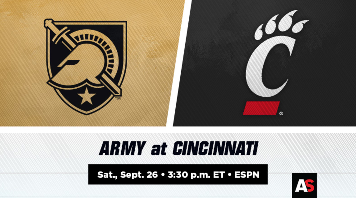 Army West Point vs. Cincinnati Football Prediction and Preview