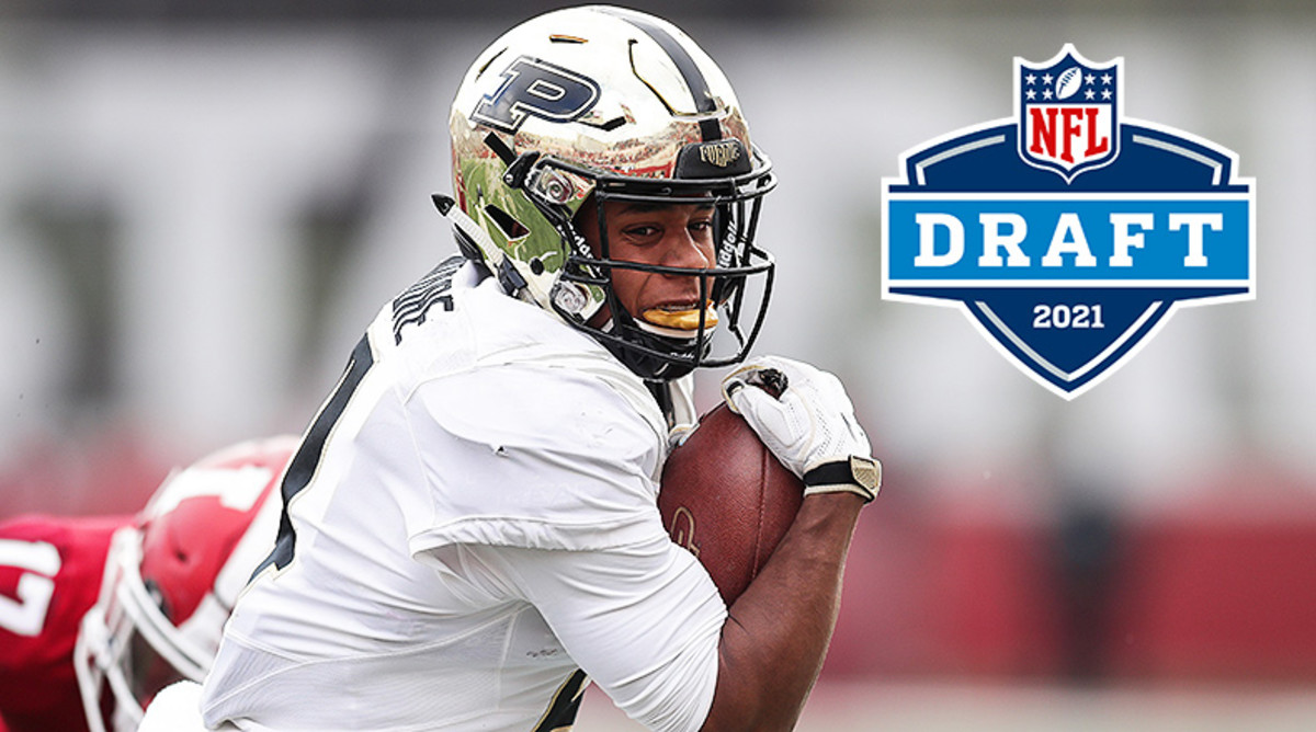 2021 NFL Draft Profile: Rondale Moore