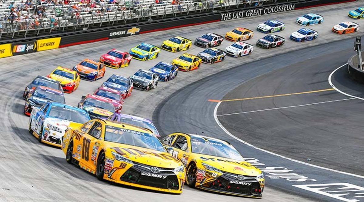 NASCAR Fantasy Picks: Best Bristol Motor Speedway Drivers for DraftKings