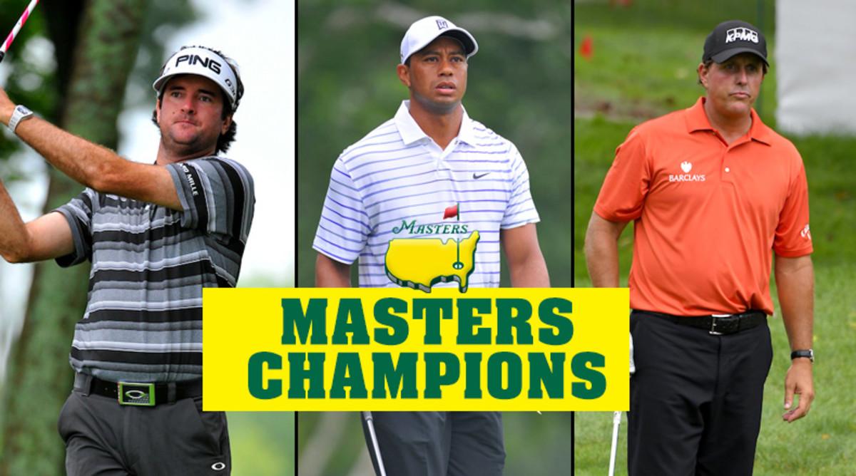 Masters Champions: List of Every Winner