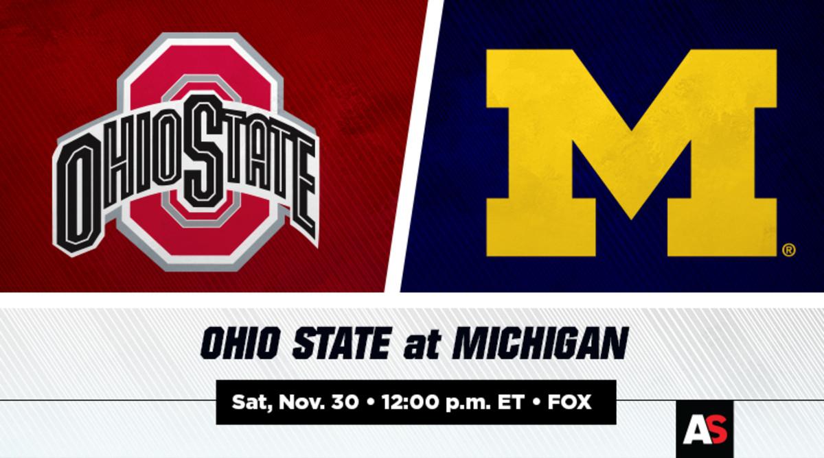 Ohio State vs. Michigan Prediction and Preview
