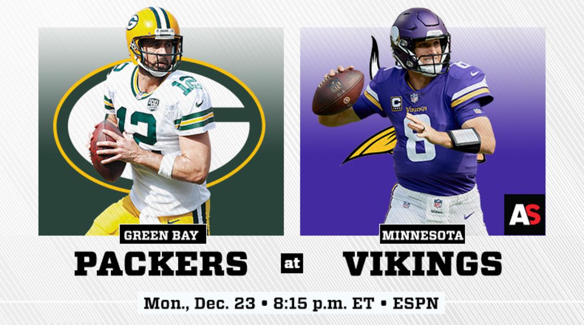 Monday Night Football: Green Bay Packers vs. Minnesota Vikings Prediction and Preview