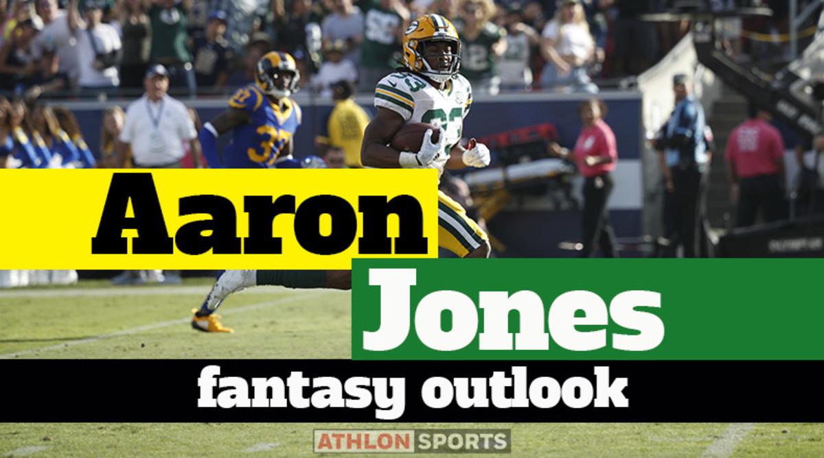 Aaron Jones: Fantasy Outlook 2019