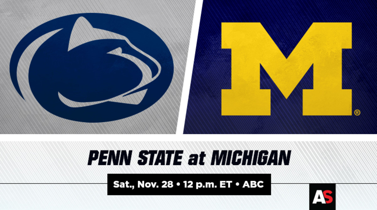 Penn State (PSU) vs. Michigan Football Prediction and Preview