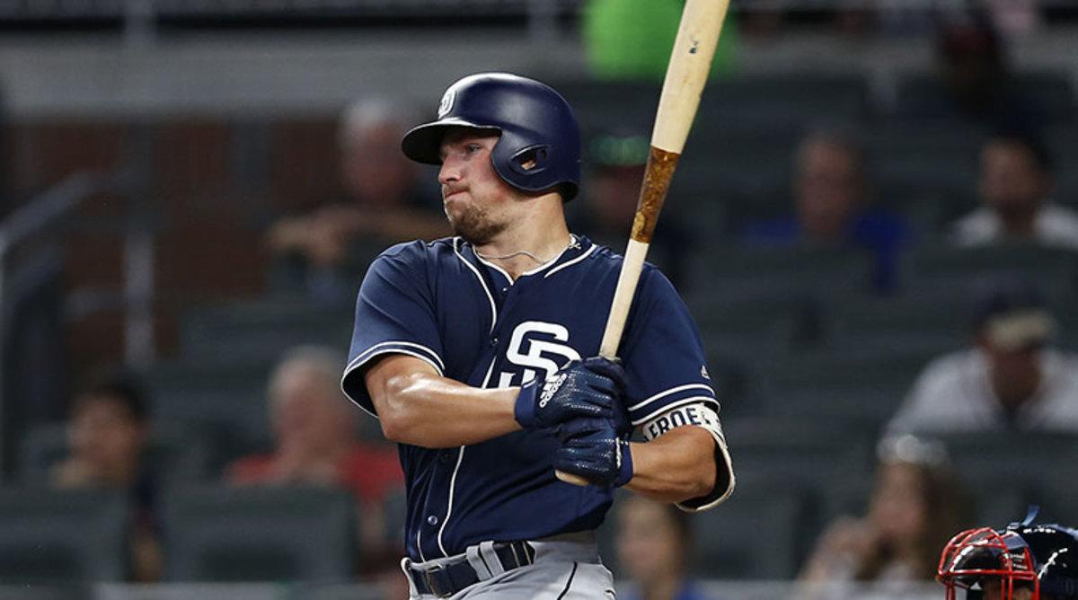 San Diego Padres: Hunter Renfroe