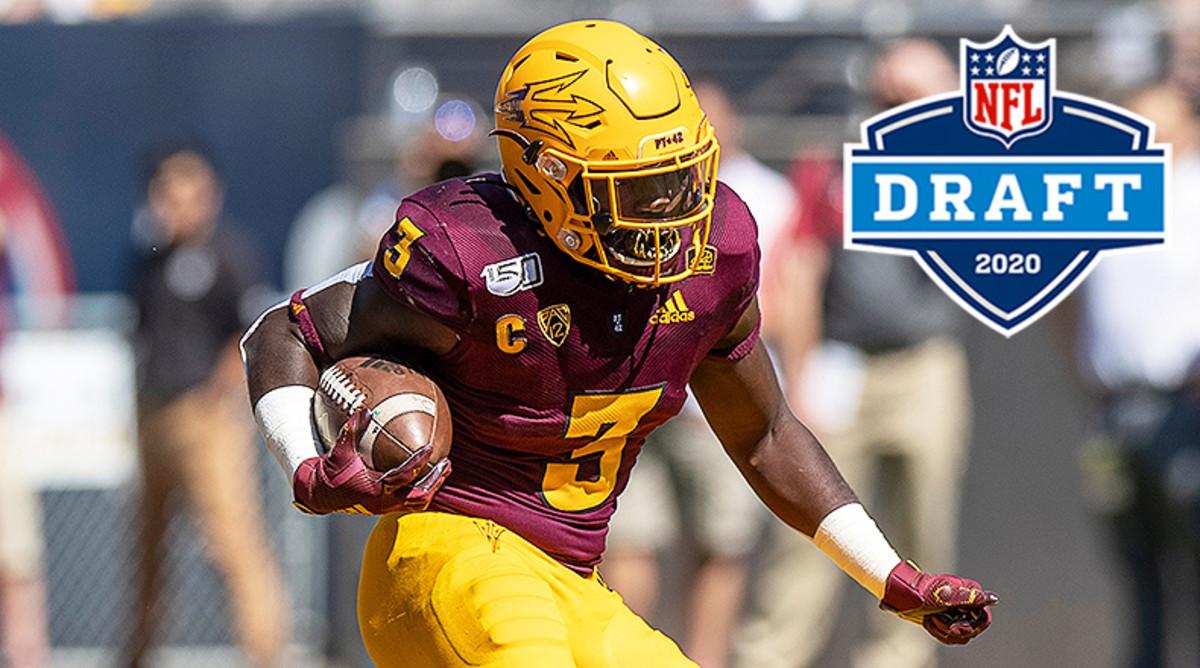 2020 NFL Draft Profile: Eno Benjamin