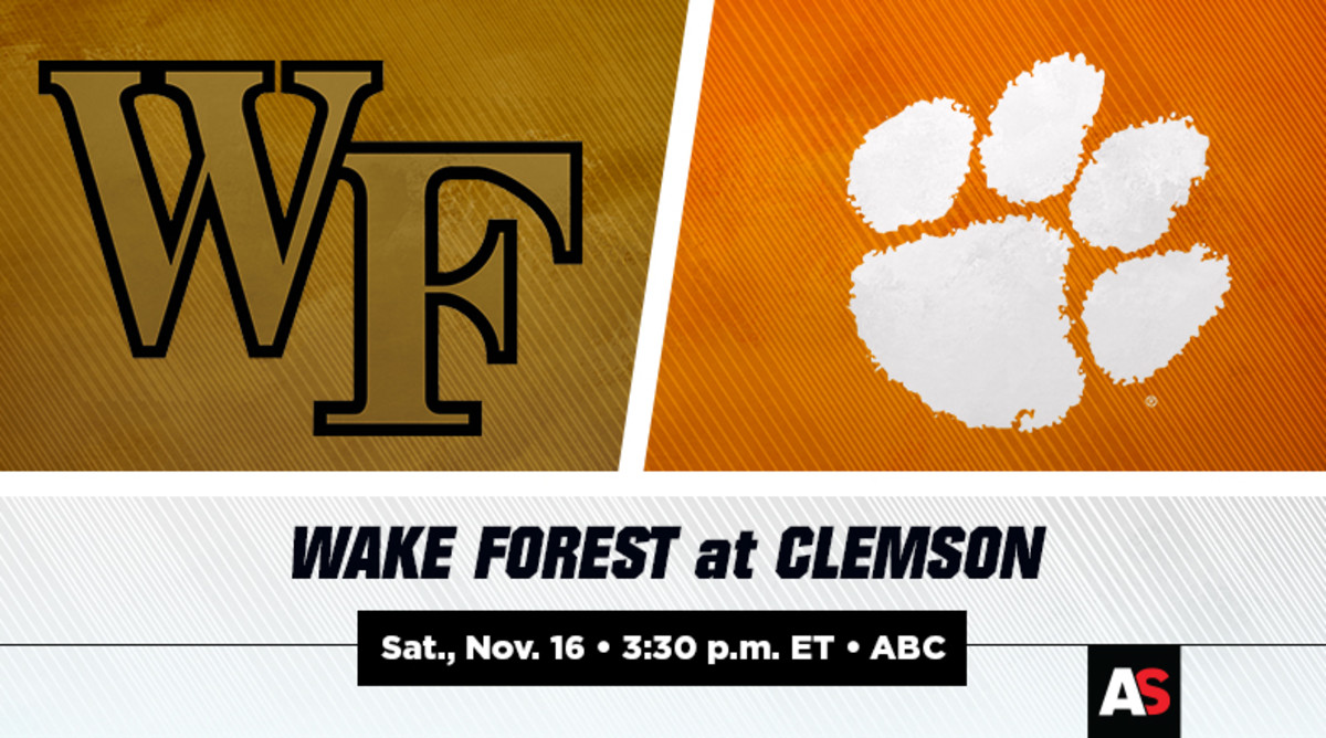 Wake Forest vs. Clemson Football Prediction and Preview
