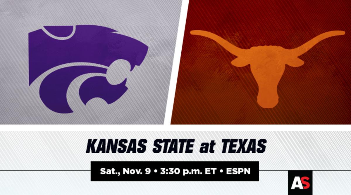 Kansas State vs. Texas Football Prediction and Preview
