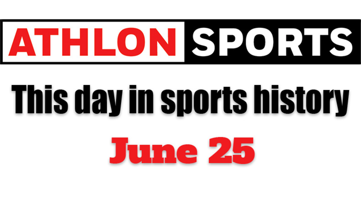 This Day in Sports History: June 25