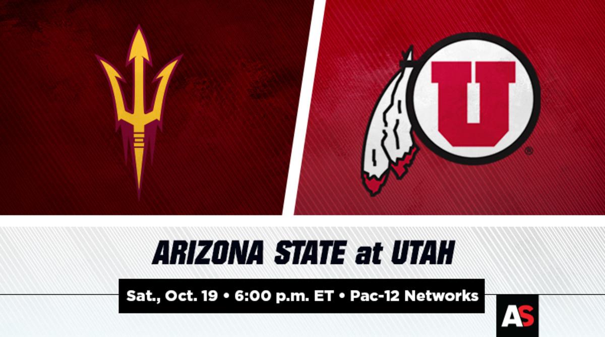 Arizona State vs. Utah Football Prediction and Preview