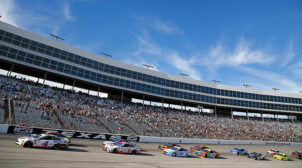 NASCAR Fantasy Picks: Best Texas Motor Speedway Drivers for DFS